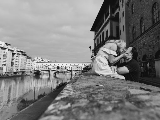 Molly + Bryan • Florence, Italy