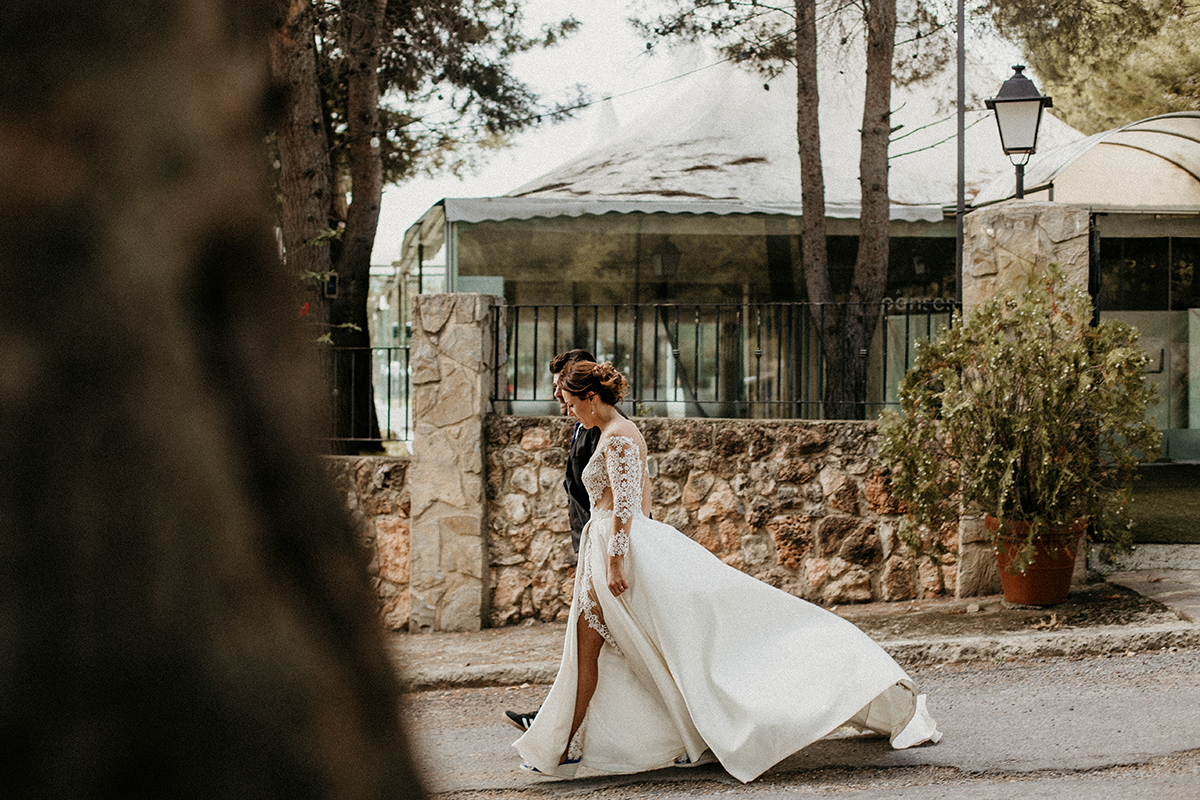 Ali + Live Wedding Valencia